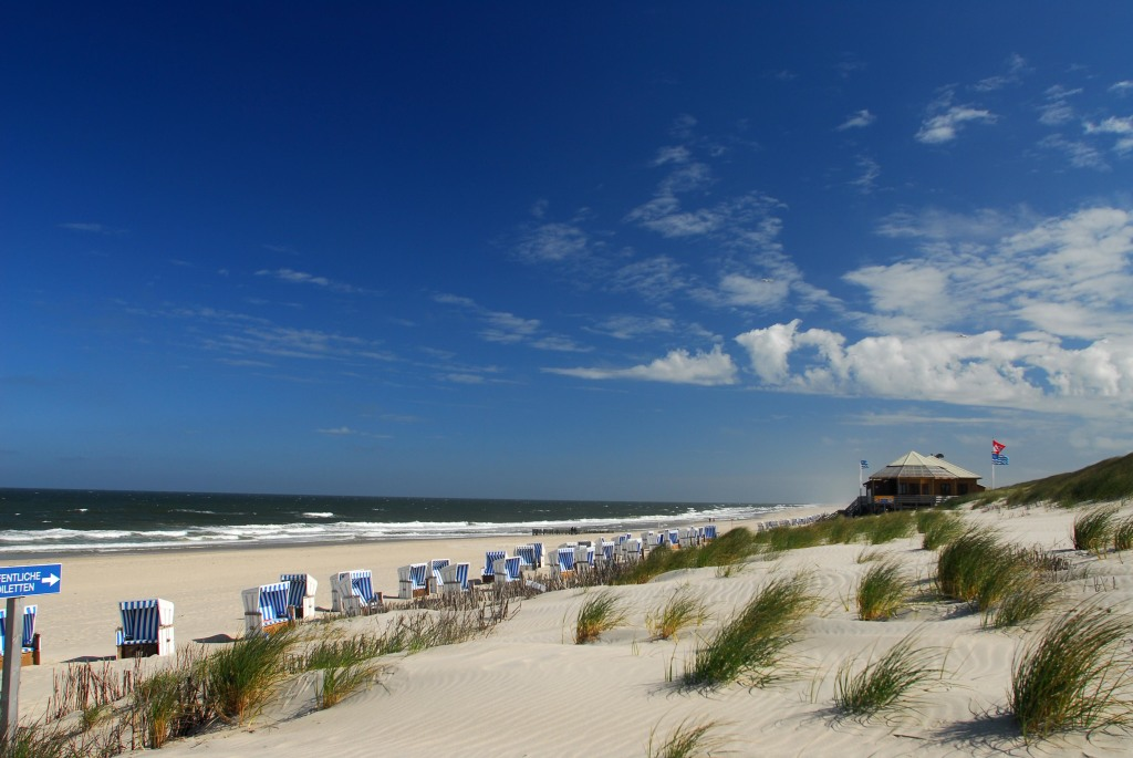 © Sylt Marketing l Holger Widera_Kampen_Strandsauna La Grande Plage