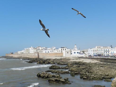 Enstpannung in Essaouira