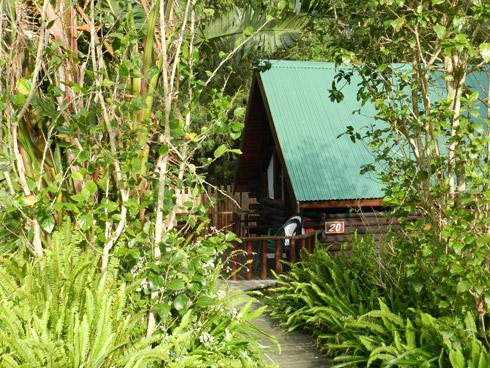 Gartencottage der Tsitsikamma Lodge