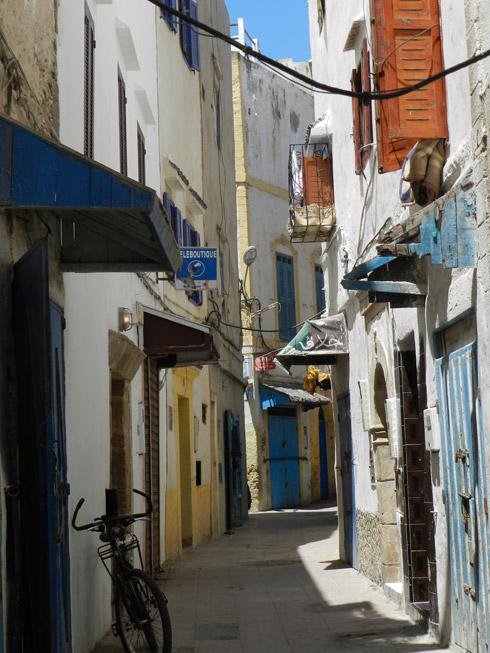 Künstlerort Essaouira und seine verwinkelten Gassen
