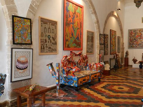 Kunstgalerie Essaouira