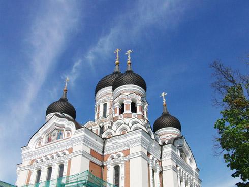 Tallinn Orthodoxe Kathedrale