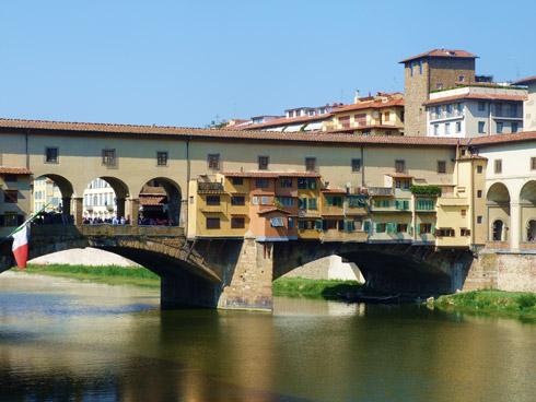 Brücke Florenz