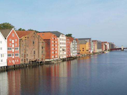 Trondheim - Norwegens Krönungsstadt