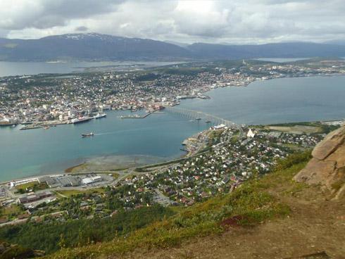 Tromsø - das Tor zur Arktis