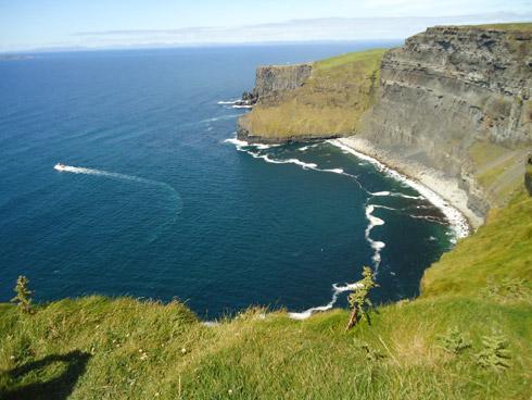 Klippenlandschaft Irland