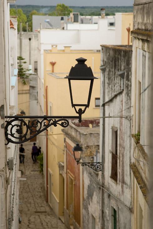 Altstadtgassen im historischen Zentrum von Bari - Quelle Fotothek ENIT