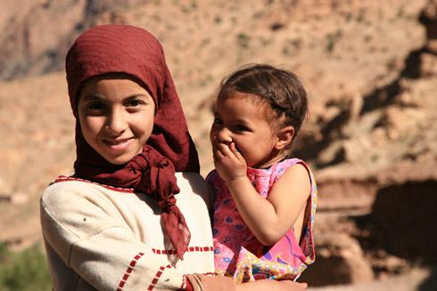 Herzliche Gastlichfreundschaft in Marokko