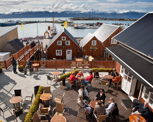 Reykjavik Cafe Island