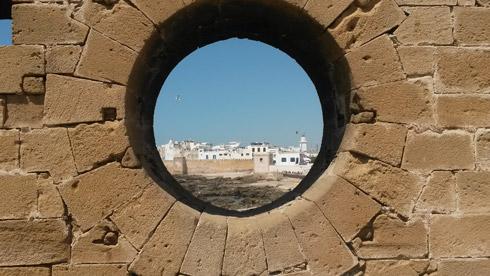 Küstenstädtchen Essaouira