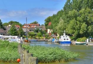 Eider-Schiffahrt und Klosterinsel Bordesholm