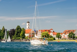 Bodensee – Blumenpracht, Hermann Hesse, St Gallen und der Rhein