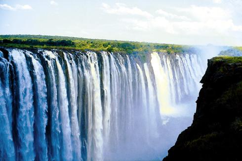 Botswana 2A Chamaeleon Vic Falls