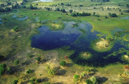 Botswana-Okavango-Delta 1