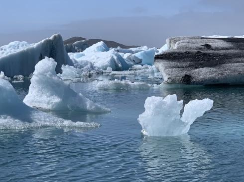 Eisformation Gletscherlagune Jökursalon 1