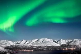 Norwegen <br /> Hurtigruten zur Nordlichtzeit