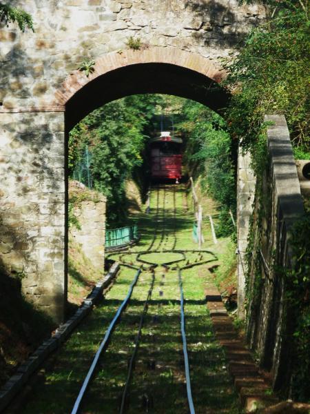 Funicolare Montecatini  Valdinievole-Tal