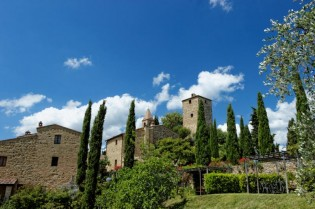 Toskana – weißer Marmor, kulturelle Schätze