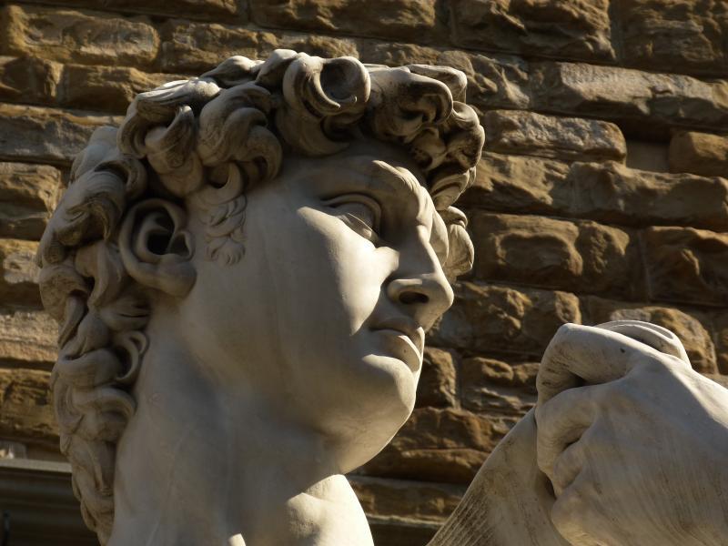 Grabmaeler San Lorenzo Florenz