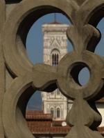 Stadtmauer Lucca   Kirche San Michele Piazza del Anfiteatro
