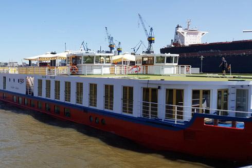 Ihr Schiff Katharina von Bora!