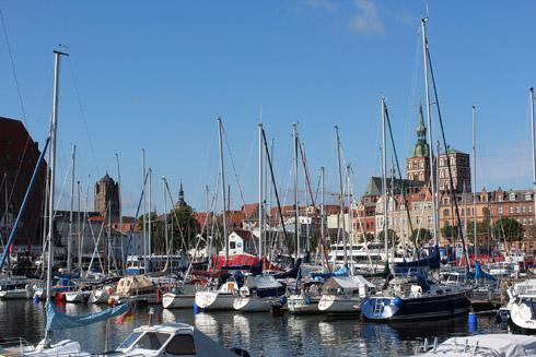 Willkommen in Stralsund!
