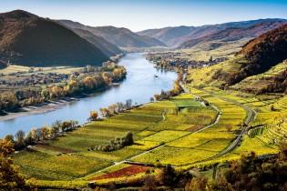 Donauklassiker im goldenen Spätsommer mit A-ROSA