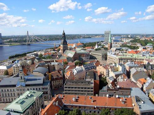 Riga Panorama