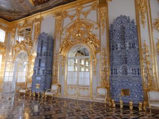Katharinenpalast Innenansicht (St. Petersburg)