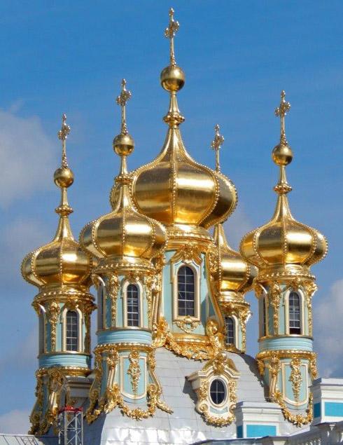Puschkin Katharinenpalast in St. Petersburg