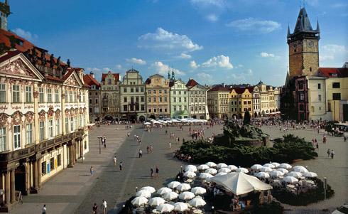 Prag Altstadt - Ringplatz 05 - 41a