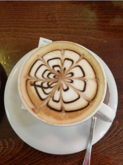 Café bearbeitet