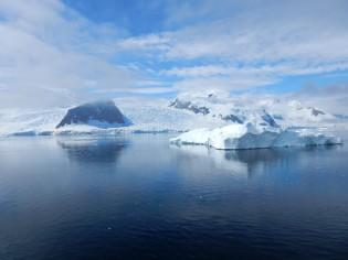 Antarktis – Silvester zur Zeit der Mitternachtssonne