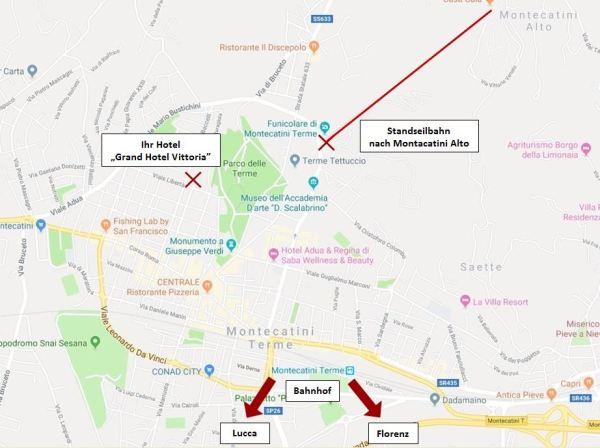 Karte DF selbst erstellt Montecatini