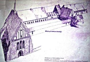 Adventsmarkt Kloster Rühn und Schwerin