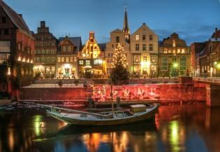 Weihnachtsfahrt Lüneburg und Adventssingen in der St. Michaelis Kirche
