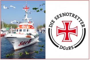 Rostock, Warnemünde und die Seenotretter