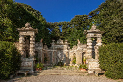 Villa Reale di Marlia - 089.jpg von Michela